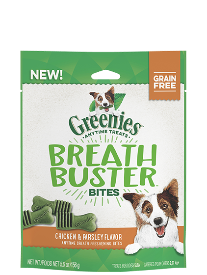 Breath Buster Chicken & Parsley